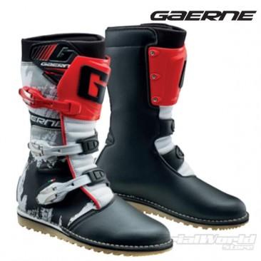 Botas Gaerne Balance Classic Red - Black