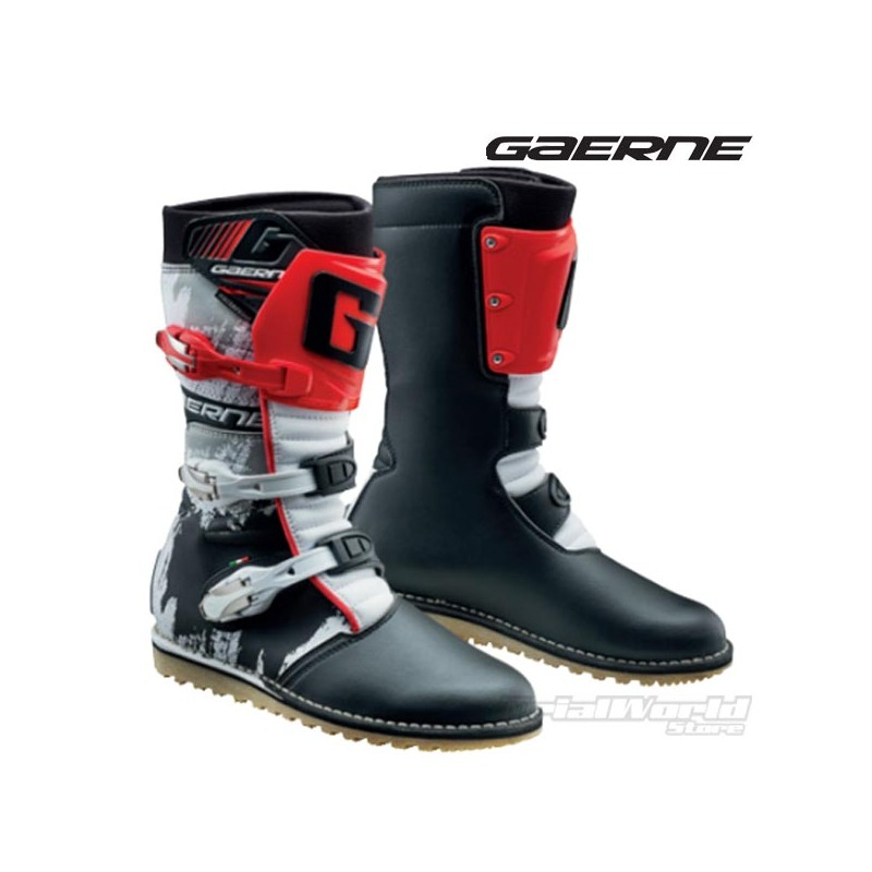 Boots Gaerne Balance Classic Red - Black
