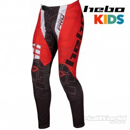 Pantalón infantil Trial Hebo PRO 19
