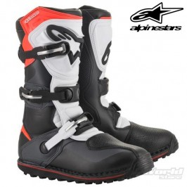 Botas Trial Alpinestars Tech T Red