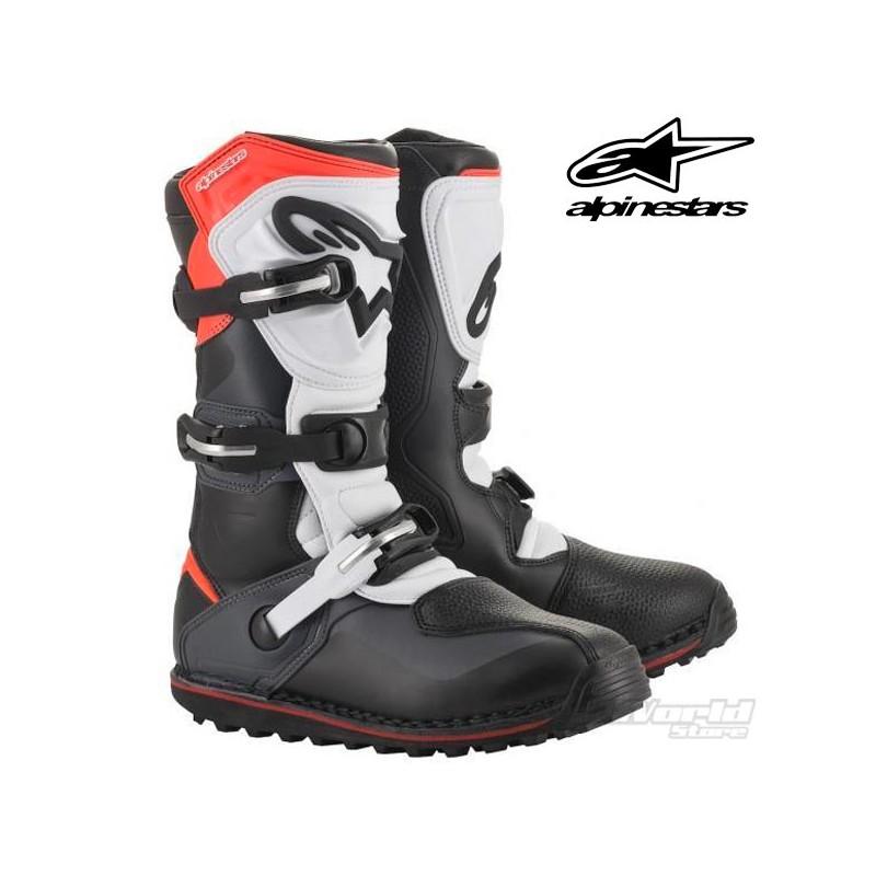 Boots Alpinestars Tech T Black - Red