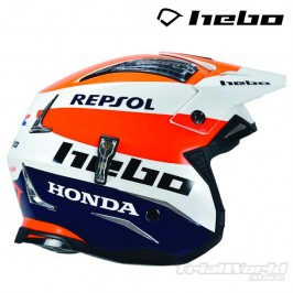 Helmet Hebo Zone4 official...