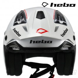 Casco trial Hebo Zone 4 Monocolor