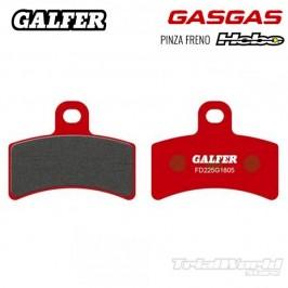 Pastillas de freno Galfer Gas Gas TXT 1999 a 2001
