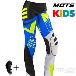 Pants Mots Step Junior blue Trial