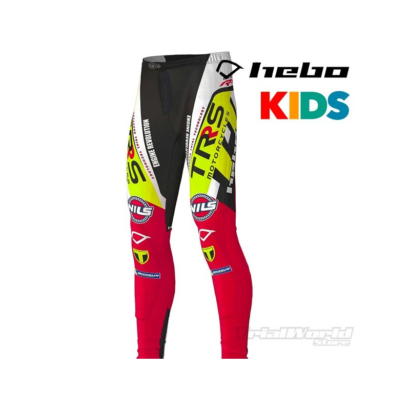 Pant Hebo PRO Official TRRS Junior Trial