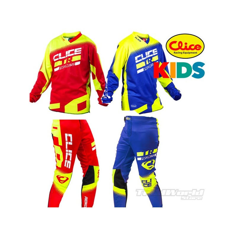 Equipment Clice Kids Trial Junior