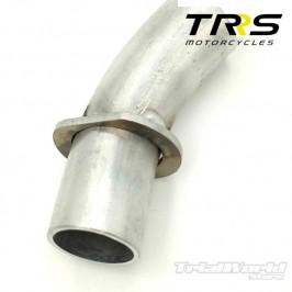 TRRS silencer outlet tube