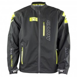 Trial Mots STONE 4 jacket black with removable lining