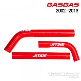 Manguitos refrigeración reforzados Gas Gas Pro 2002 a 2013