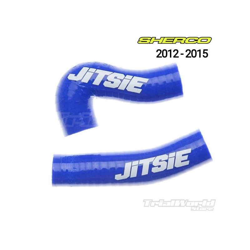 Reinforced cooling hoses Sherco ST 2012 to 2015