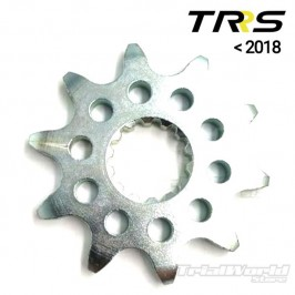Transmission pinion for TRRS