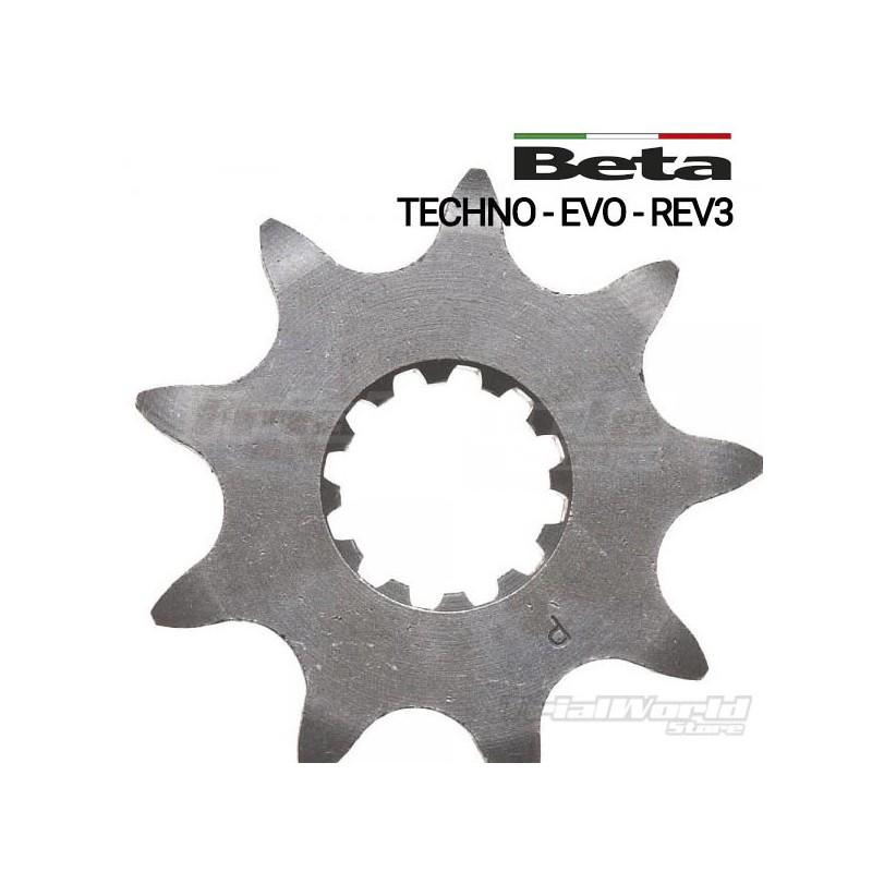Piñón de transmisión para Beta EVO, Techno y Rev3