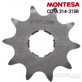 Piñón de transmisión para Montesa Cota 315R y 314R