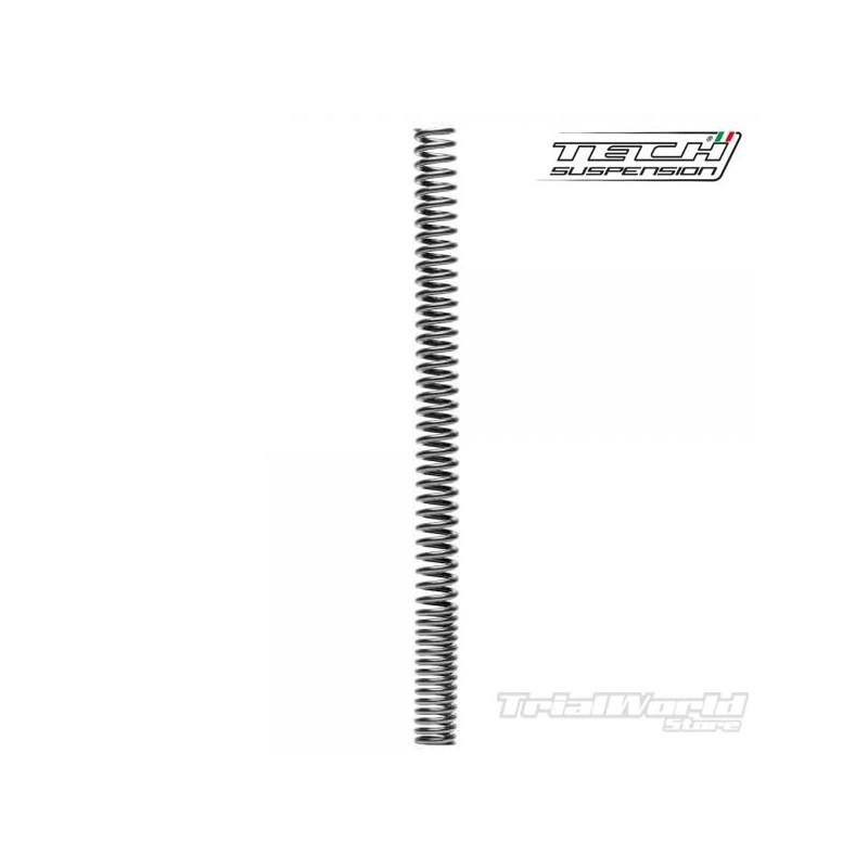 Tech fork spring 39mm aluminium bars