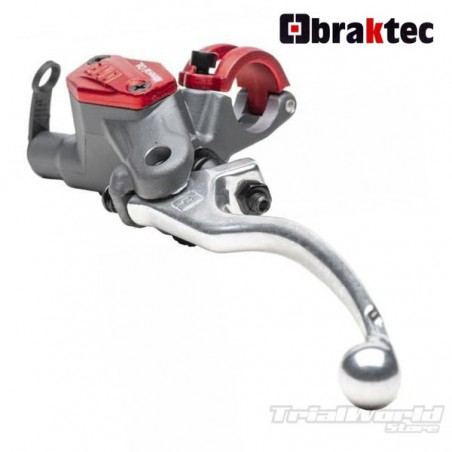 Braktec mineral oil trial clutch pump