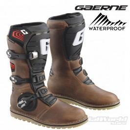 Botas Gaerne Balance Oiled Brown Trial