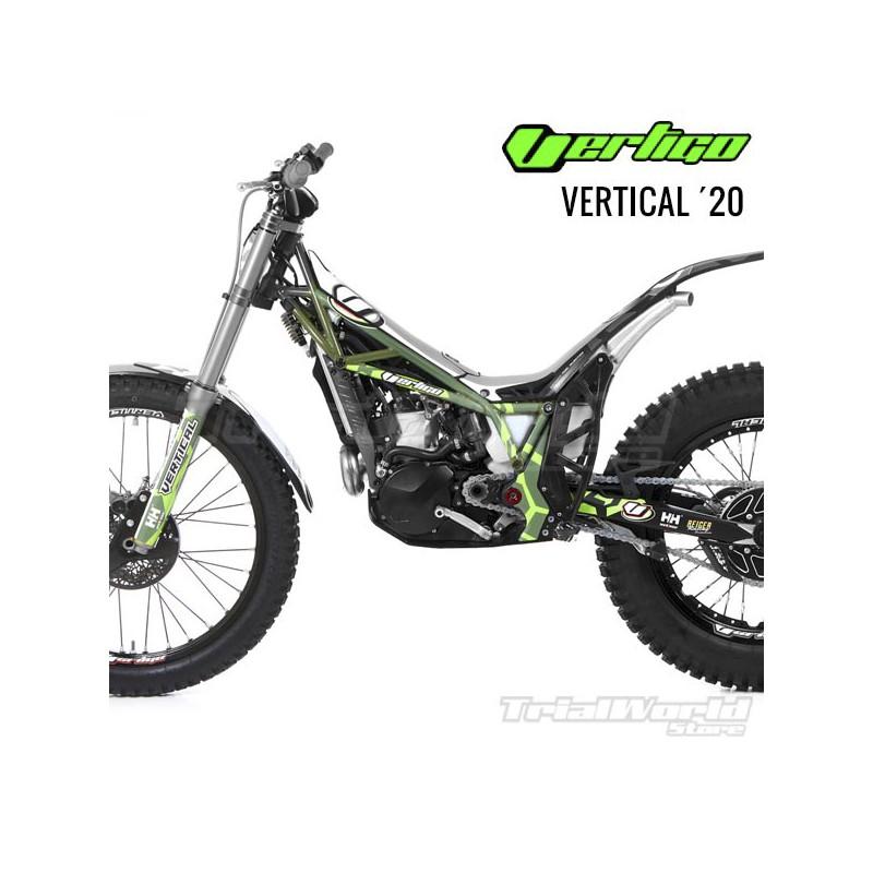 Kit adhesivos de protección Vertigo Vertical Works 2020