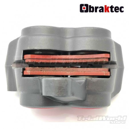 Braktec Trial Racing front brake caliper
