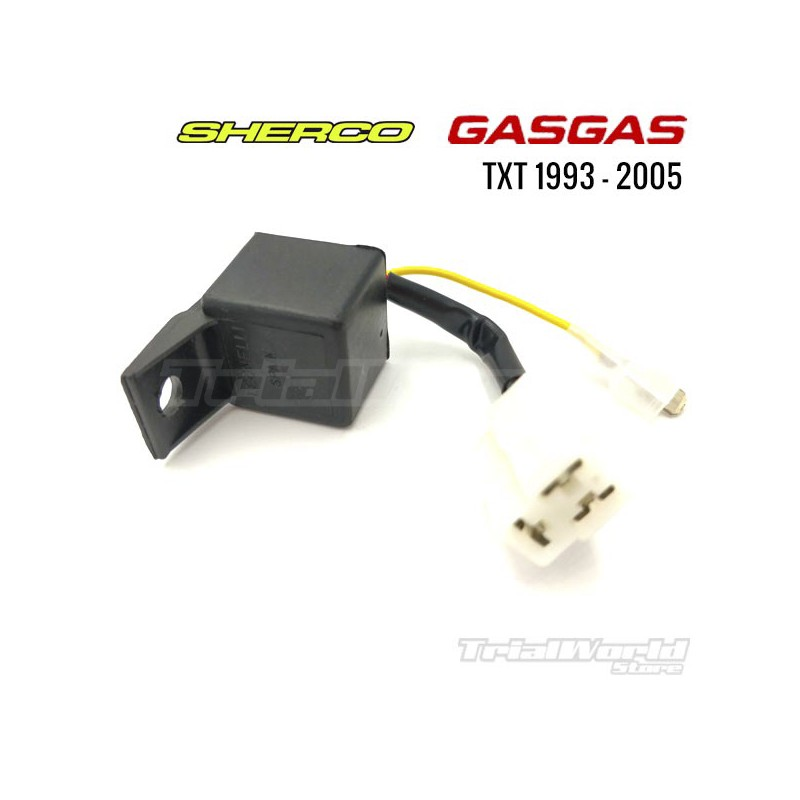 Regulador ventilador Gas Gas Edition