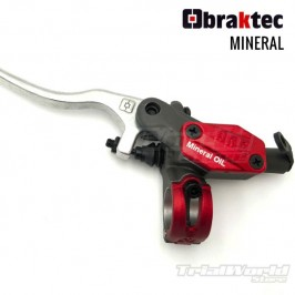 Braktec mineral oil trial clutch pump
