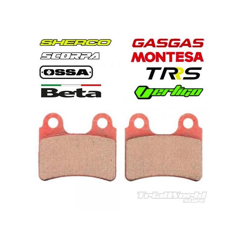 GALFER trial front brake pads