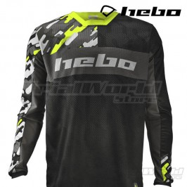 Jersey Hebo Kamu trial yellow