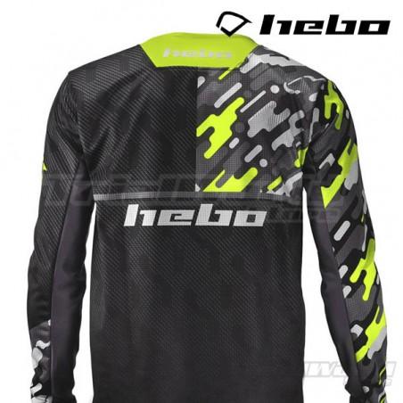 Jersey Hebo Kamu trial yellow
