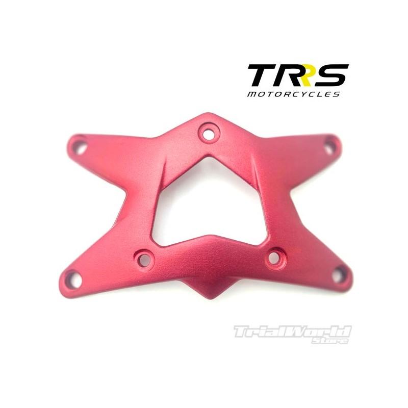 Puente de horquilla rojo para TRRS