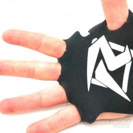 Protector callos de palma de mano en moto y bici