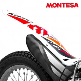 Rear mudguard Montesa Cota 4RT Repsol