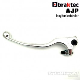 Long clutch lever for...