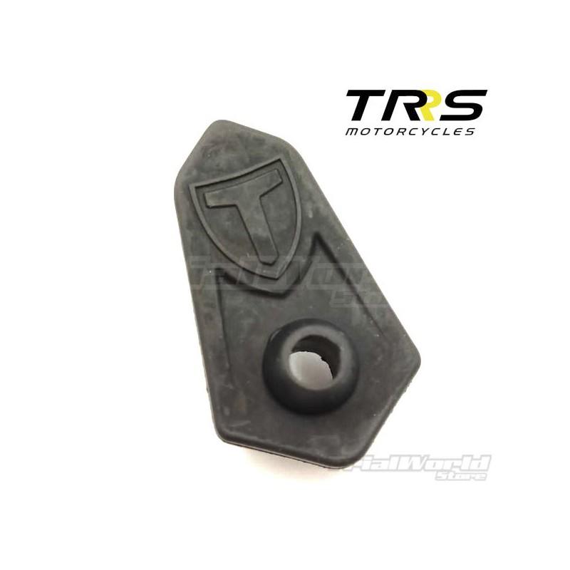 TRRS fuel surplus pipe guide