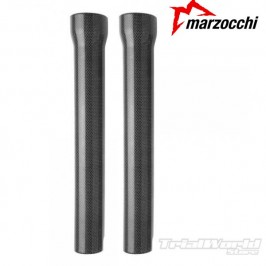 Marzocchi 40mm Trial carbon fork protectors