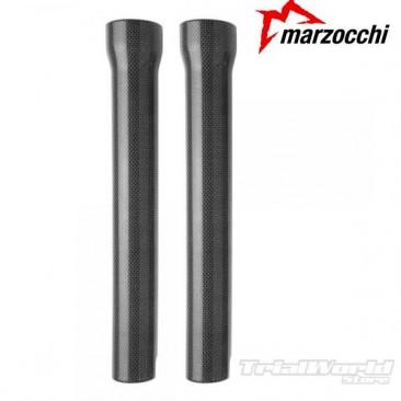 Protectores horquilla de carbono Trial Marzocchi 40mm