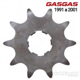 Piñón de transmisión GASGAS Trial 1991 - 2001