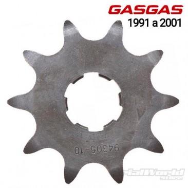 Piñón de transmisión Gas Gas 1991 hasta 2001