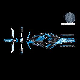 Kit completo adhesivos blackbird Sherco ST 2016 al 2018