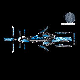 Kit completo adhesivos blackbird Sherco ST 2010 al 2015