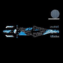 Sherco Trial sticker kit 2007 - 2009