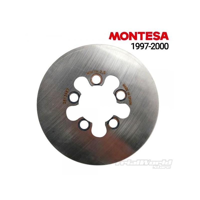 Disco de freno trasero Montesa Cota 315R 1997 a 2000
