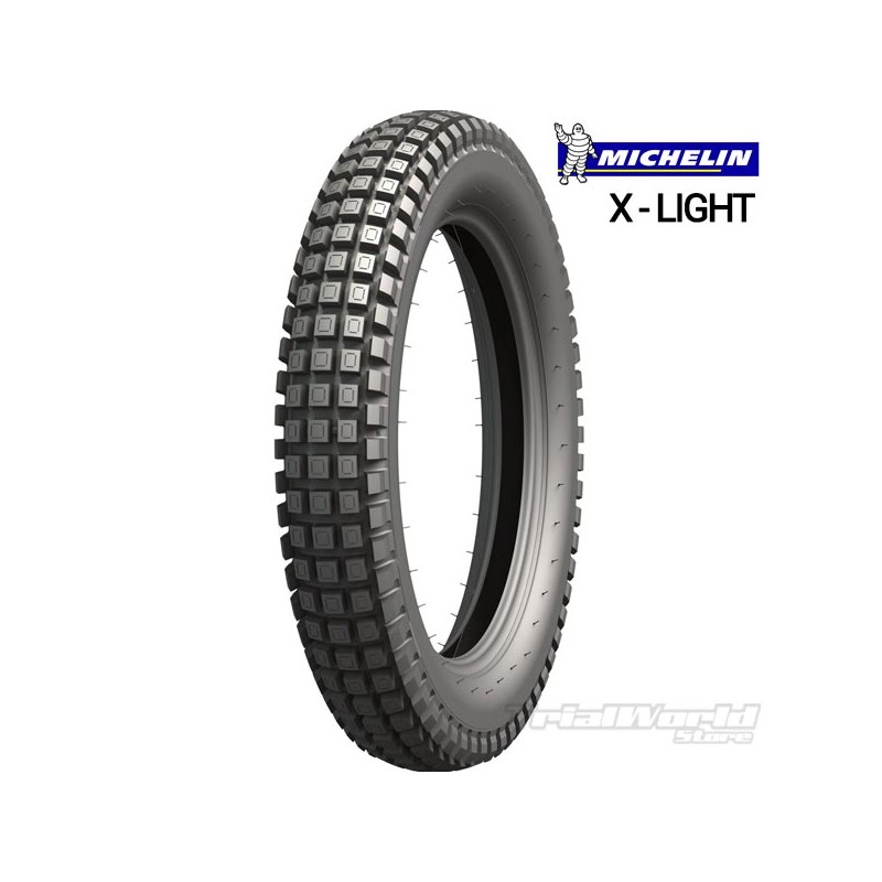 Michelin X-Light Trial rear tyre