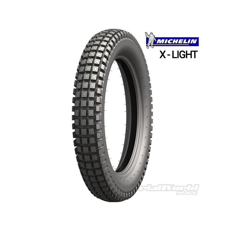 Neumático Michelin X-Light Trial trasero