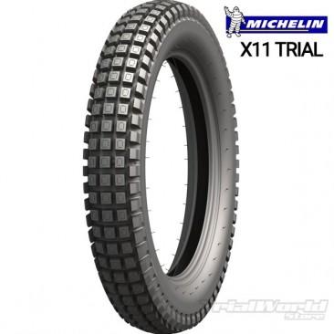 Neumático Michelin X11 Trial trasero