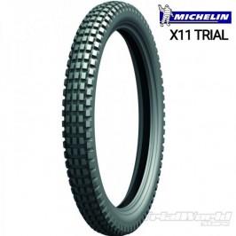 Neumático Michelin X11 Trial delantero