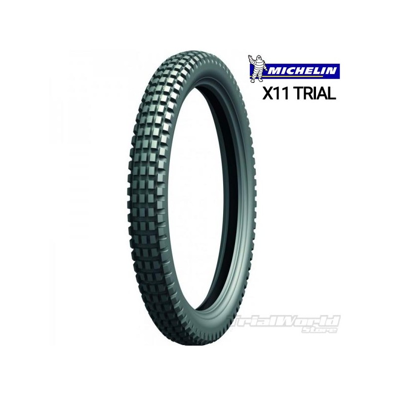 Michelin X11 Trial front tyre