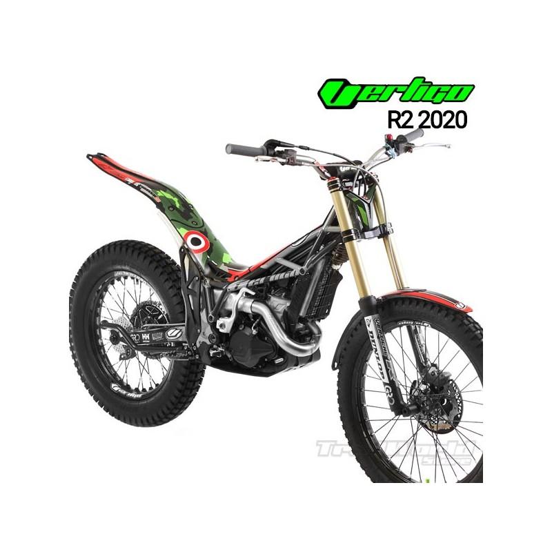 Kit de adhesivos Vertigo Vertical R2 2020