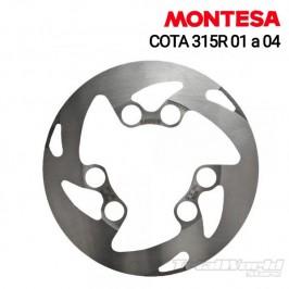Disco de freno delantero Montesa Cota 315R 2001 a 2004
