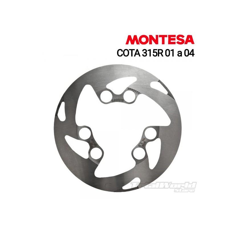 Front brake disc Montesa Cota 315R 2001 - 2004