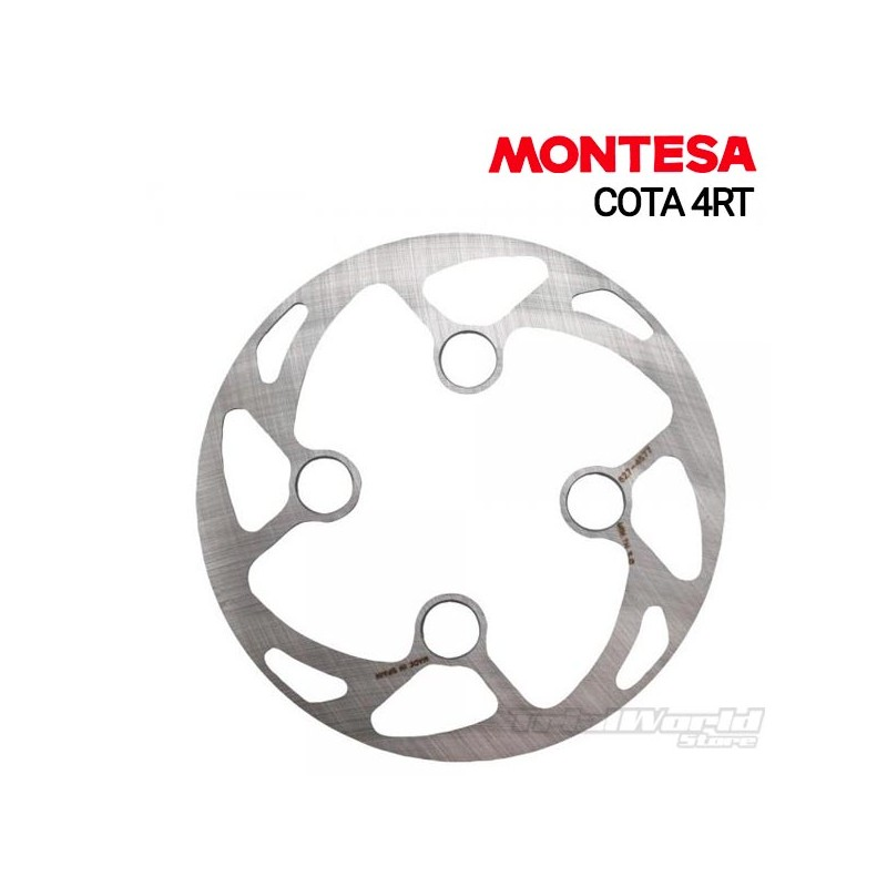 Trial NG Montesa Cota 4RT front brake disc